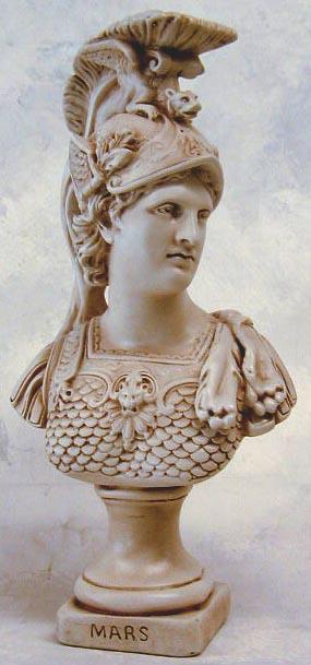 Romeinse god van de handel